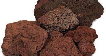 Roches de lave 10 - 20 cm vrac / kg