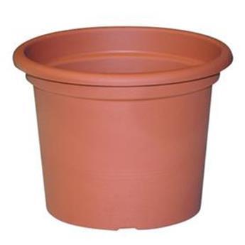 Pot Plastic D 20 cm Terracotta
