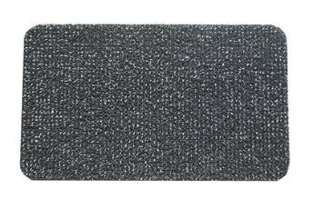 Paillasson premium black 45/75 cm