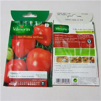 Tomate Cuor Di Bue BIO (Vilm)