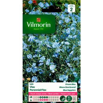 Lin Vivace Bleu (Vilm)