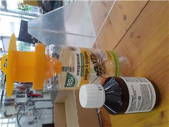 Piège à Guêpes avec Wasp Attract 200 ml
