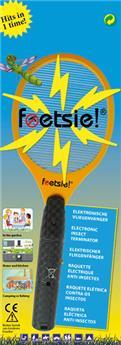 Fly Racket Raquette électronique anti-insectes