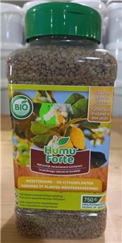 HumuForte Engrais agrumes oliviers 750 gr