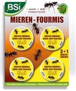Bsi boite anti fourmis