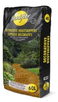 Sani copeaux bois naturels 60 L (écorces)