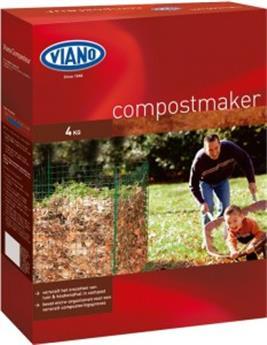 Viano Activateur de compost BIO 4 kg