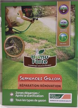 Humuforte semences gazon pro réparation 1.5 kg