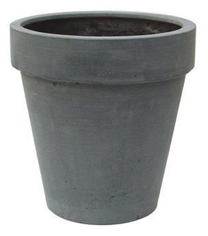 Polystone vase marquise D 30 h 30 cm (JDB)
