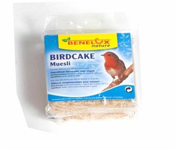 Birdcake muesli pour oiseaux du ciel