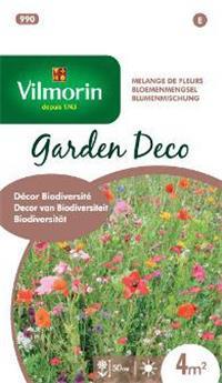 Garden Deco attire les oiseaux- SE (Vilm)