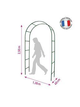 Arche dbl classique 130/40/250 vert sapin (3104) - Pergola