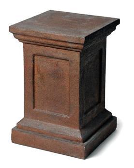 Column Rust Texas 35/35 Ht 54 cm (Mg)