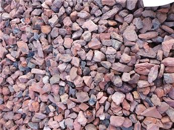 Gravier schiste Rouge 6-15 mm / 500 kg